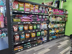 Cat Food at Tailblazers Red Deer