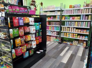 Cat Treats at Tailblazers Red Deer
